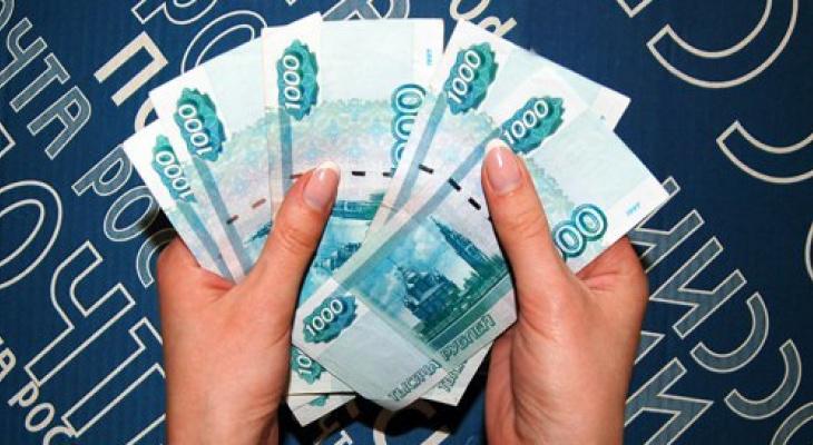 В Сосногорске начальник почтового отделения украл 154 тысячи рублей