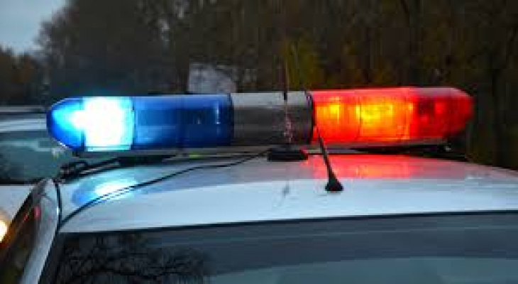 На Сенюкова водитель сбил пешехода и скрылся