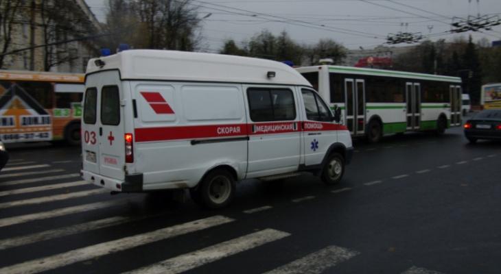 В Коми Mercedes-Benz столкнулся с Ладой Калиной, погибла пассажирка