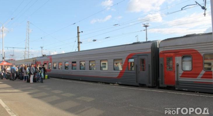 В России резко возросла стоимость билетов в плацкартные вагоны