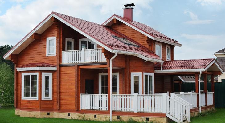 Дом будет как новый долгие годы! Главное - выбрать правильное покрытие.