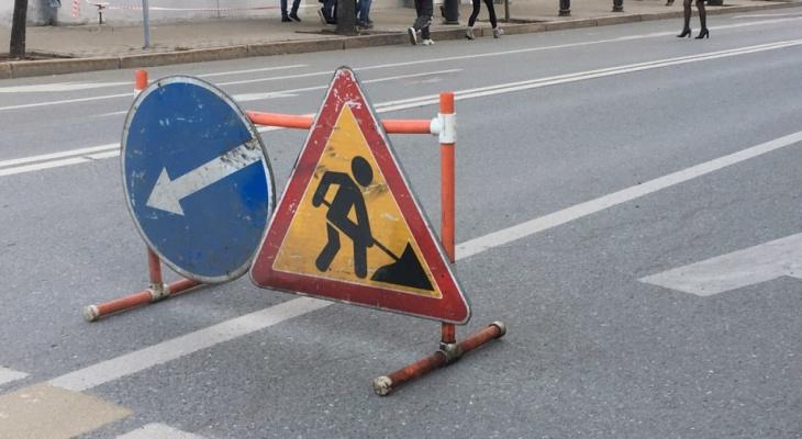 В Ухте для водителей закрыли один из перекрестков