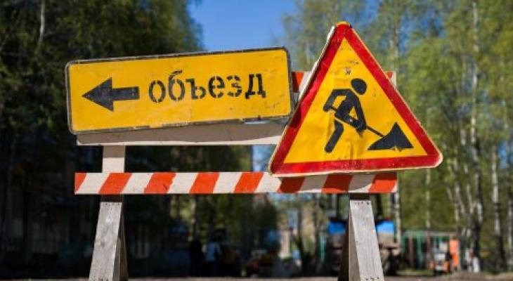 В Ухте изменилась организация движения на двух улицах