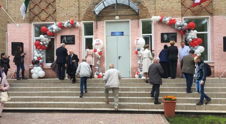 Ухтинская больница отметила 75-летие