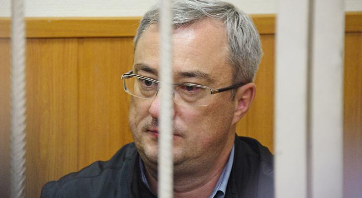 В сентябре обжалуют приговор экс-главы Коми Гайзеру
