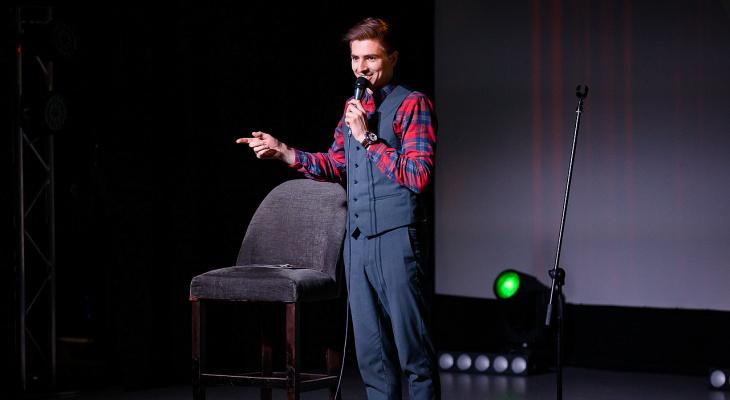 Комик из Ухты создает школу stand-up комедии в Ярославле