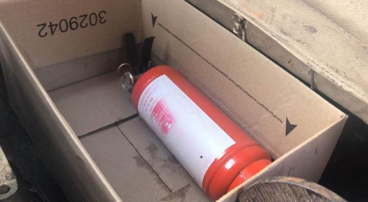 Жители Коми вместо заказанных в интернете товаров получают огнетушители