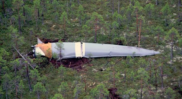 Жителей трех районов Коми предупредили о падении частей ракеты