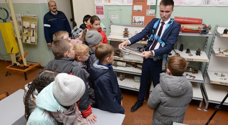 Школьникам Сосногорска рассказали о правилах поведения на железной дороге