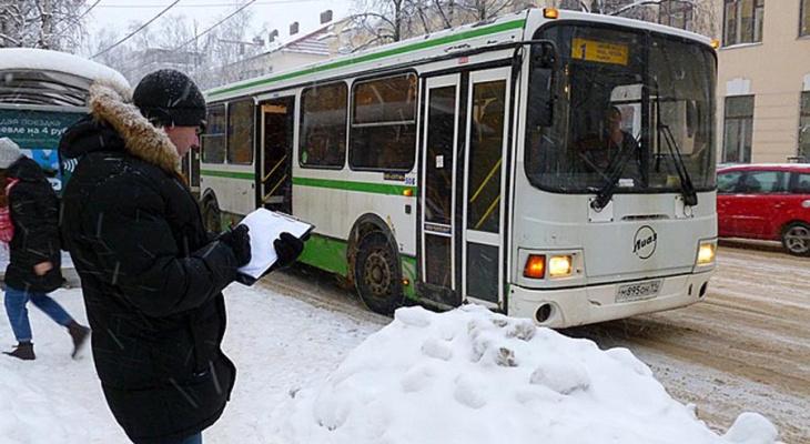 Сосногорцы жалуются на холодный автобус до Ухты
