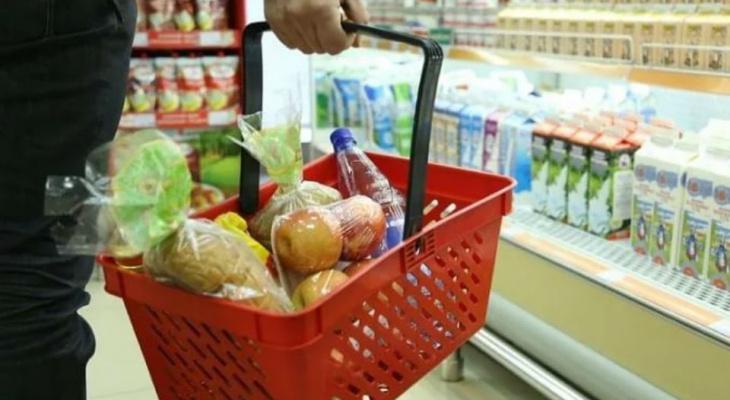 В Коми подорожал минимальный набор продуктов