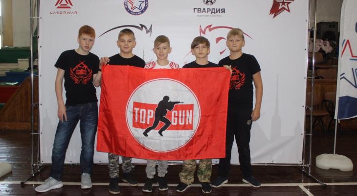 Ухтинцы забрали половину первых мест в межрегиональном турнире СЗФО по спортивному лазертагу