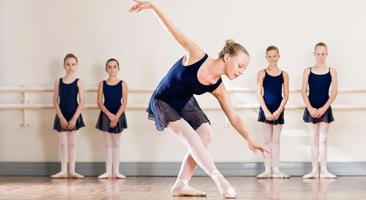 Выпускники ухтинской студии балета стали известны на всю страну