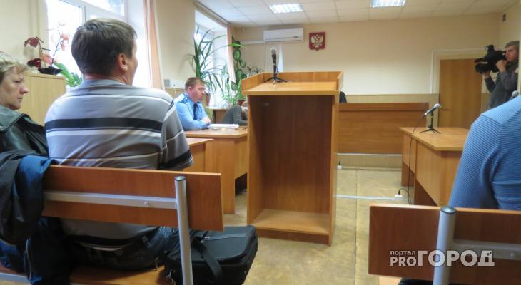Житель Коми отправится в колонию за оскорбление судебного пристава