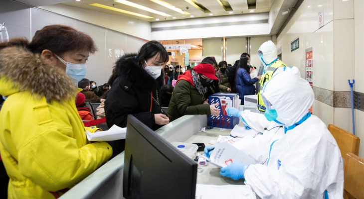 Минздрав Коми призывает жителей сообщать о контактах с китайцами