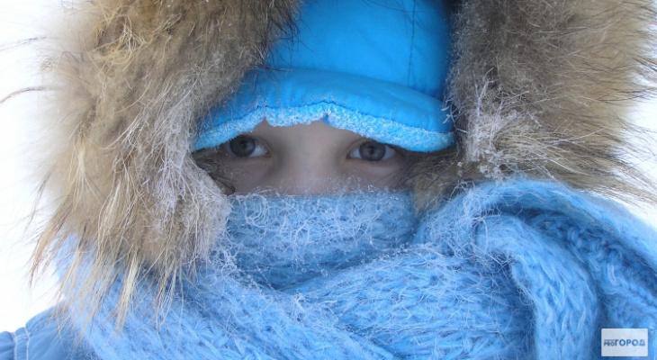 Мороз без солнца: синоптики рассказали о погоде в Ухте на выходных