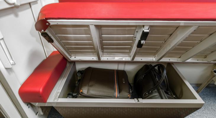В поездах могут измениться правила провоза багажа