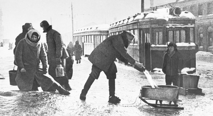 О пережившей блокаду в Ленинграде ухтинке сняли документальный фильм