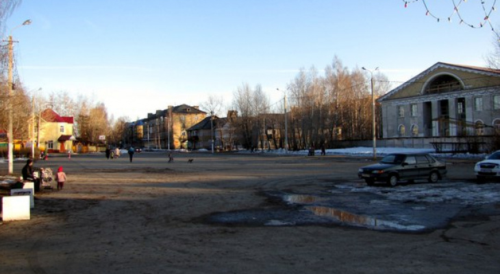 Сосногорцы решают какой должна стать площадь Гагарина