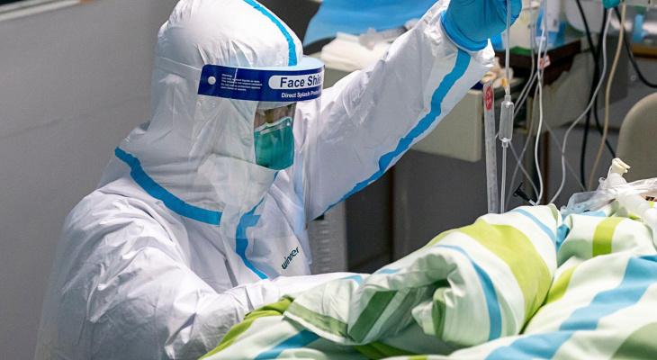 В Коми зафиксирован 31 новый случай заражения COVID-19
