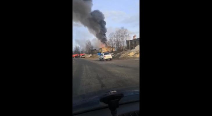 Пожар в ухтинской гостинице: эвакуированы 45 человек