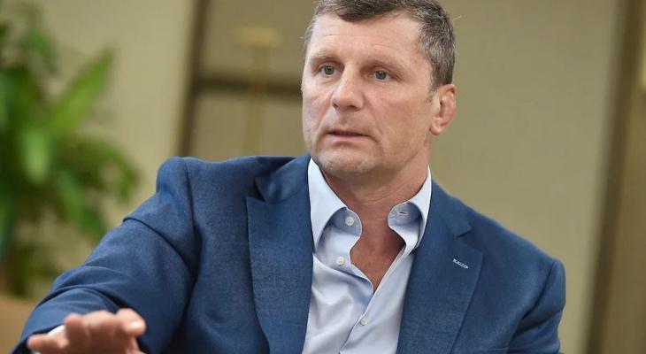 Предприниматель Константин Синцов – сооснователь ГК «Рустранском»