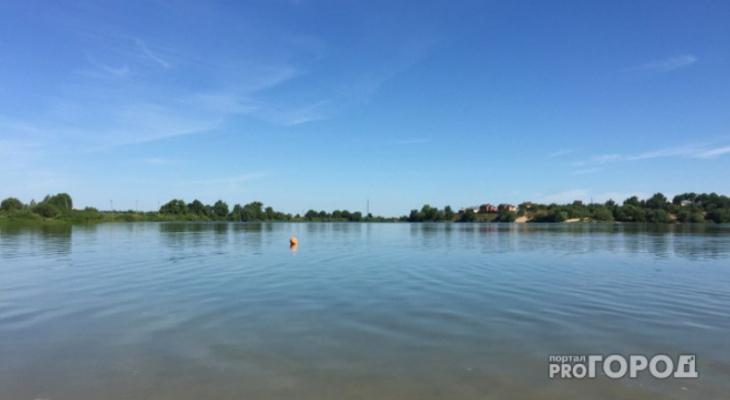 В Коми на реке найден труп