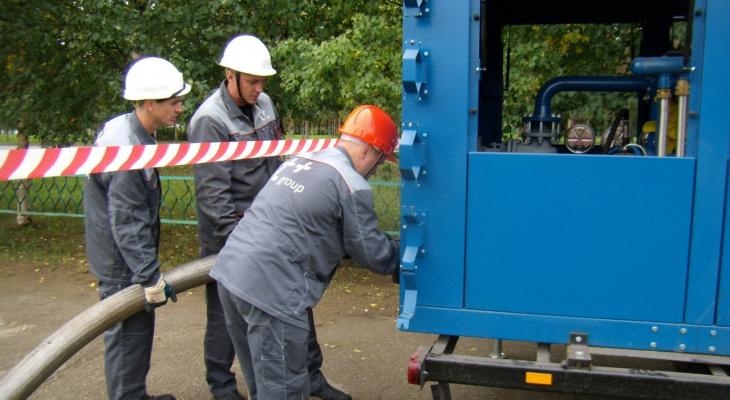 В Ухте отключат горячую воду на время проведения гидравлических испытаний сетей