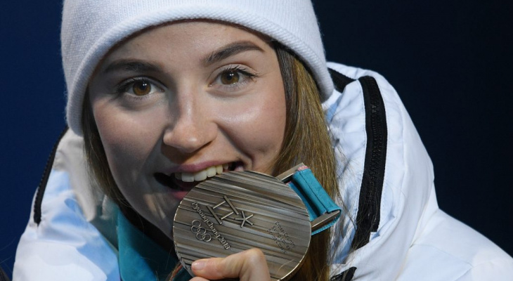 Беременность спорту не помеха. Как Юлия Белорукова тренировалась в интересном положении?