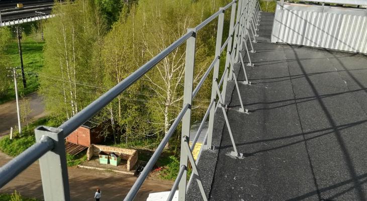 В Ухте отремонтировали три крыши