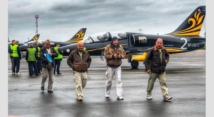 Зачем в ухтинском аэропорту приземлились самолеты Л-39?