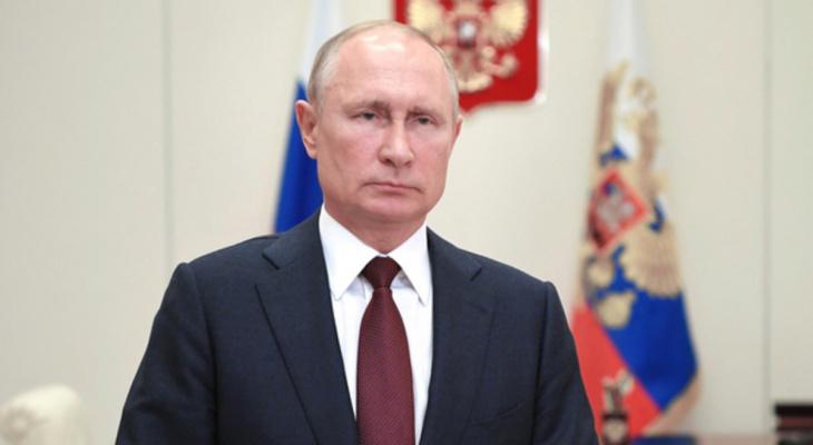 Путин выступит с телеобращением к россиянам