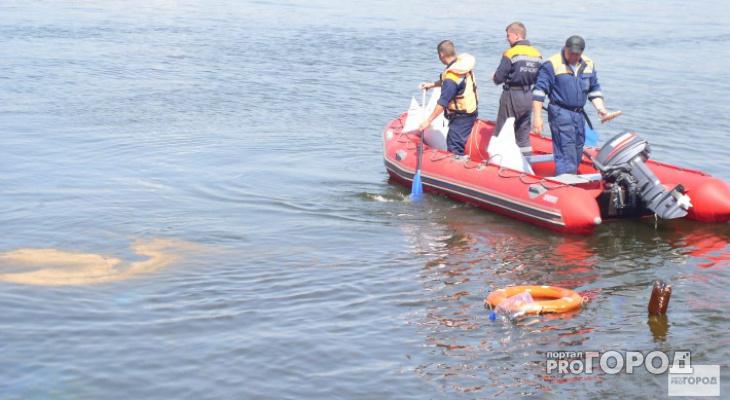 В Коми из реки выловили тело рыбака