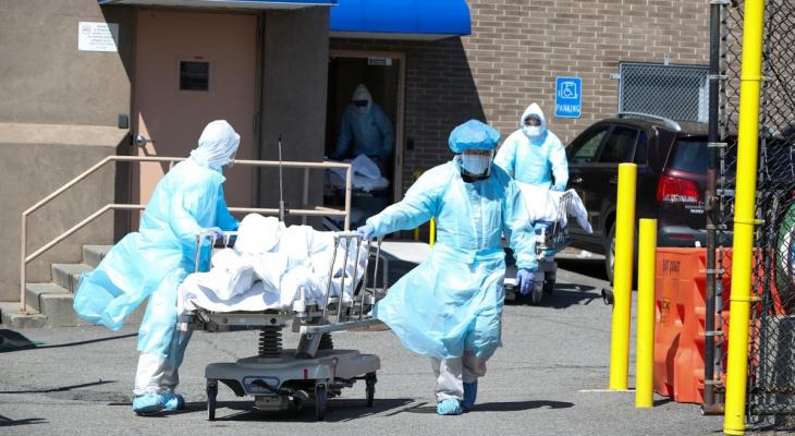 В Коми больше ста человек заболели коронавирусом