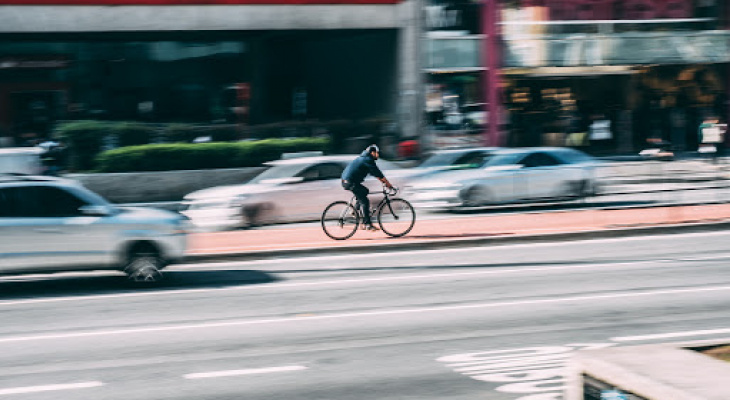 МВД напомнили ухтинским велосипедистам о правилах движения на дороге