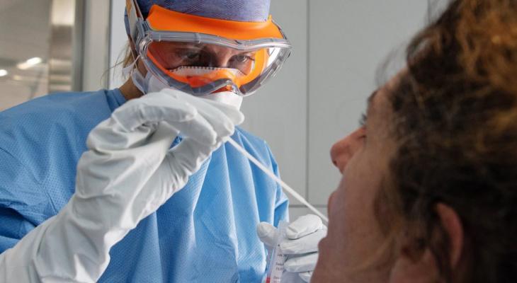 В Сосногорске коронавирус нашли у 55 человек