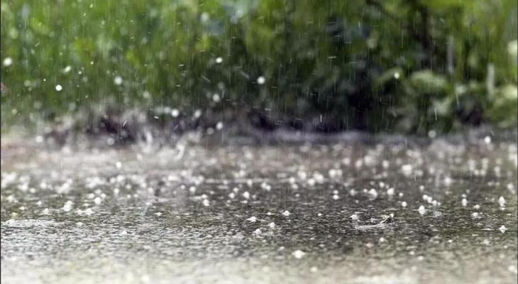 На смену жаре в Коми придет шквал с градом