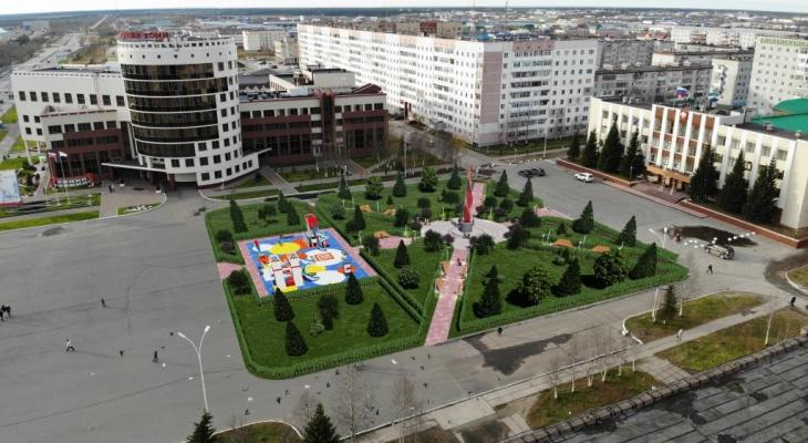 На Яреге появится новый сквер с детской площадкой