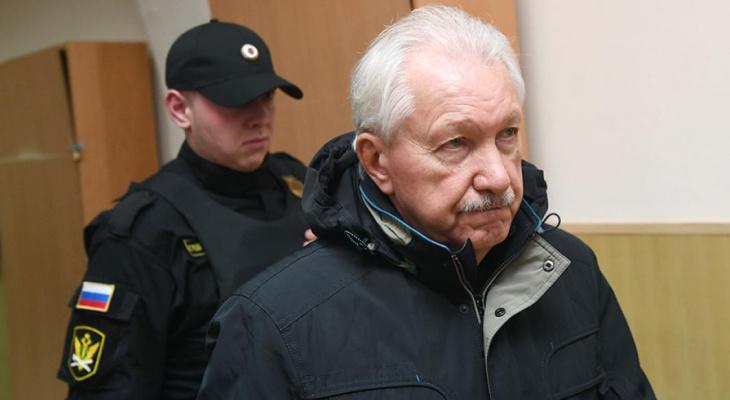 Экс-глава Коми Торлопов обжаловал отказ Ухтинского суда в освобождении по УДО