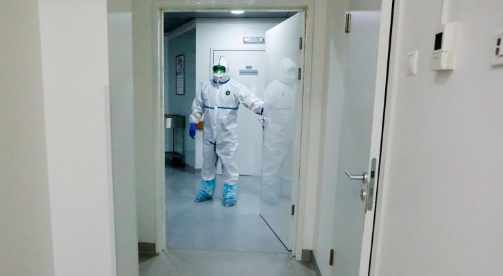 В Ухте терапевтическое отделение УГБ закрыли из-за коронавируса