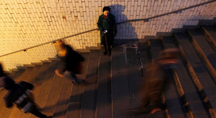 Исследования: резко возросло количество россиян с доходом ниже 15 тысяч рублей