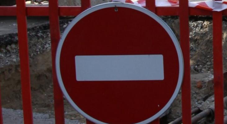 В Ухте больше месяца будет перекрыта одна из улиц города