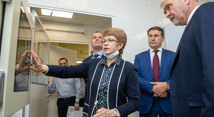 В Ухте завершились работы по созданию лаборатории для диагностики COVID-19