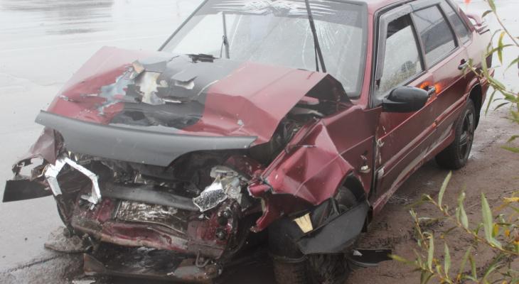 Двойное ДТП в Коми: один водитель погиб