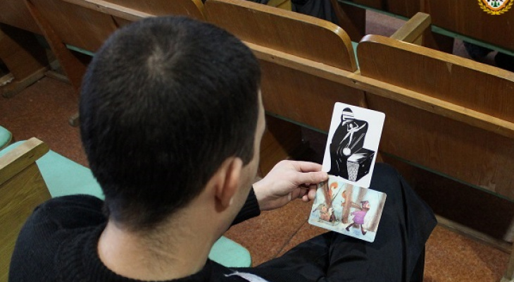 Ухтинским осужденным помогают найти истинные причины совершения преступлений