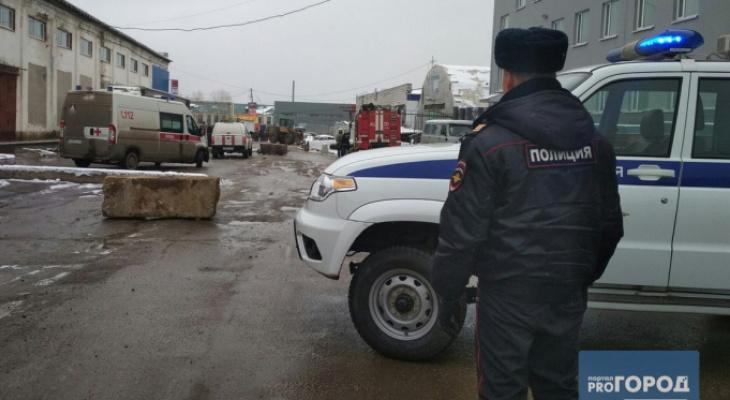 В столице Коми на «зебре» сбили 20-летнего пешехода