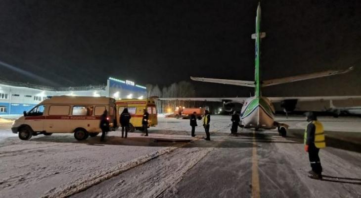 Пятилетний ухтинец был экстренно доставлен в Сыктывкар с помощью СанАвиации