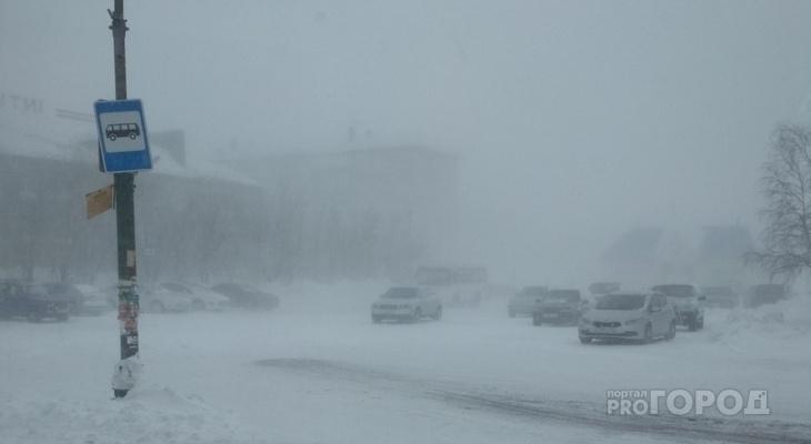 Климатический коллапс: в Коми ожидается аномально-резкое похолодание