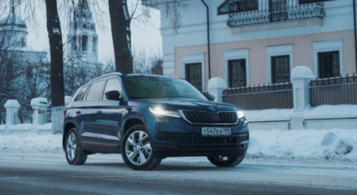 В декабре при покупке автомобилей ŠKODA можно сэкономить более 200 тысяч рублей