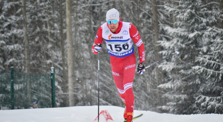 Лыжник из Коми завоевал бронзу на этапе Кубка мира